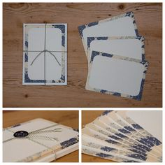 EN008-Great Wave Artwork used in frame: Great Wave At Kanagawa by Katsushika Hokusai R150 for a set of 10 with ivory envelopes