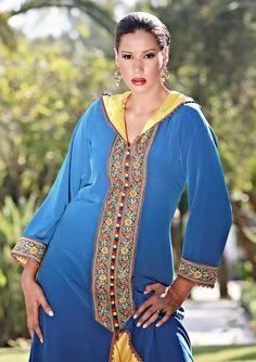 Djellaba Marocaine 2013-2014 ~ Caftan Marocain Haute Couture : Vente Location Caftan marocain