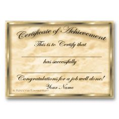 Blank training certificate template free training certificate shop certificate of achievement chubby card created by fcmeducation yadclub Images