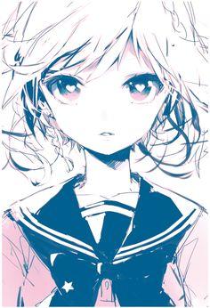 Kawaii Things Inc. Manga Girl, Manga Anime, Manga Kawaii, Art Manga, Kawaii Anime Girl, Manga Drawing, Anime Eyes, Anime Girls, Fan Art Anime