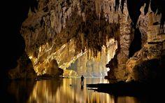 Thailand Tham Lot Cave 2017