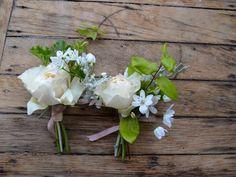 Bouquets and Boutonnieres — Studio Choo Florists