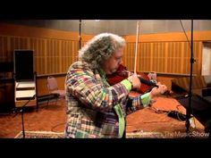 (Pt.2) Gypsy violinist Roby Lakatos - 'Hungarian Dance No.5' (Music Show, ABC Radio National)