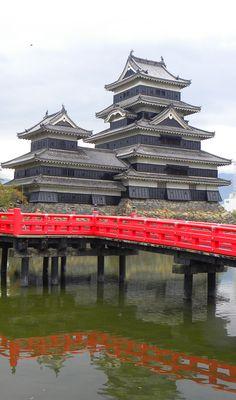 Matsumoto castle #ma