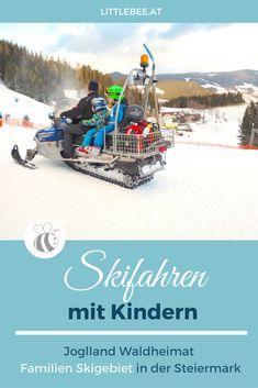 Skifahren mit Kindern im Familienskigebiet in der Steiermark. perfekt für Familien und Kinder ist das Joglland im schönen St. Jakob im Walde - unsere Erfahrungen und einen Bericht auf www.littlebee.at