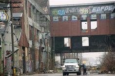 デトロイト市が財政破綻 米自治体で史上最大規模(13/07/19) ANNnewsCH - 小父さんから