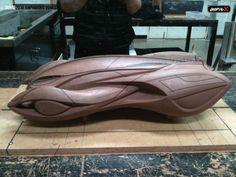 Concept automobile - Dubai 2030 Amphibious Vehicle | Inspirations Area
