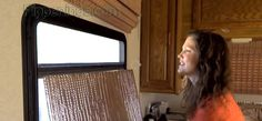 As winter approaches it is important to prepare and get ready for it. If you live in an RV the windows are the areas that need to be insulated the most because heat escapes much quicker through them. We need to keep the cold out and keep the inside of it warm and cozy. In this video Pippi Peterson shows you different and inexpensive ways to do it without breaking your budget. Here are a few tips to help keep the heat in and the cold out, and vice versa during the summer…