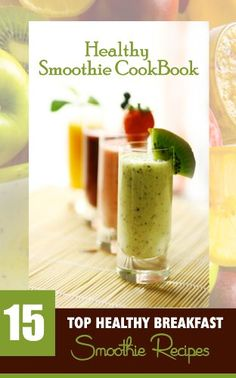 Healthy Smoothie Cookbook: 15 Top Healthy Breakfast Smoothie Recipes by Gavin Gordon http://www.amazon.com/dp/B00ITZZ4U4/ref=cm_sw_r_pi_dp_bOUaxb01B1S7F