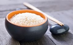 The easy way to cut the calorie content of rice by up to 50%