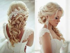 Jaw Dropping Bridal Hairstyles – Fashion Style Magazine - Page 11