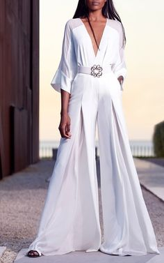 Runway Fashion Outfits, Couture Fashion, Womens Fashion, Daily Fashion, Spring Fashion, Wedding Jumpsuit, Cocktail Gowns, Elie Saab, Evening Dresses