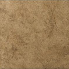 Create an attractive and natural feel to any room in your home by adding this Emser Toledo Noce Ceramic Floor and Wall Tile.