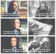 The last will and testament of Albus Percival Wulfric Brian Dumbledore. Harry Potter Books, Harry Potter Love, Hogwarts, Yer A Wizard Harry, Albus Dumbledore, Mischief Managed, Boys Who, Nerdy, Movies