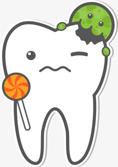 When you are teaching kids about all the important things in life one of the important things to teach them is good dental care. Dental Humor, Dental Hygiene, Dental Health, Dental Life, Dental Art, Dental Posters, Cute Tooth, Learning English For Kids, Health Activities