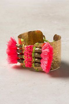 if that's the sale price, i'm in trouble!  but love this anthropologie bracelet from afar.