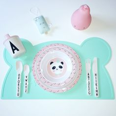 Baby cutlery eef lillemor designletters we might be tiny