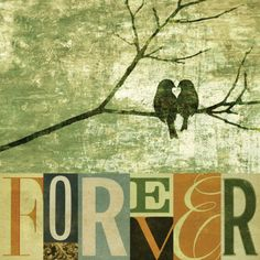 Forever Poster by Stella Bradley at AllPosters.com