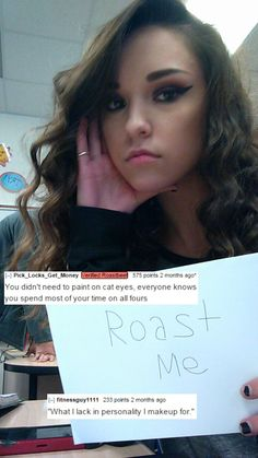 People Who Asked To Be Roasted And Got Burned Severely - Gallery | eBaum's World