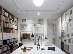 apartment s | office ~ ippolito fleitz | group identity architects