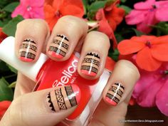 Nude And Neon Tribal