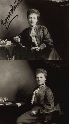 Grand Duchess Elizaveta Mavrikievna