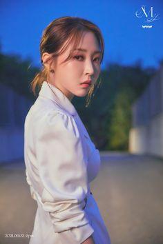 Twitter South Korean Girls, Korean Girl Groups, Kpop Girl Groups, Where Are We Now, Mamamoo Moonbyul, Fandom, Korean Makeup, Rainbow Bridge, Mini Albums