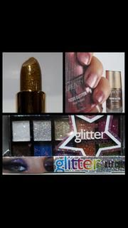 kits Beauty Kit, Lipstick, Glitter, Lipsticks, Sequins, Glow