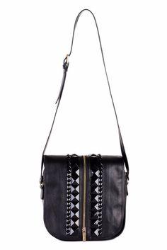 Handbags speak louder than words. Rose Black See more at: http://www.moreel.co.uk/product/salma-2/ … moreelhandbags   luxury handbags   black   bag    fashion
