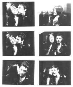 Allison Mosshart and Jamie Hince, The Kills.