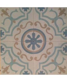 Marina Encaustic Cement Tile