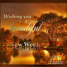 Wishing You A Beautiful New Week monday weekdays monday quotes happy monday have a great week monday quote happy monday quotes