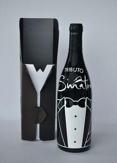 Envase y empaque Frank Sinatra