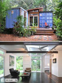 集設計與現代於一身 集裝箱也能打造成超豪華住宅