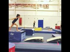 Vaulting without a table