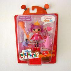 Peanut Big Top Mini Lalaloopsy Doll New Nick Jr Princess Parade Episode  #Dolls