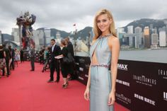 "PHOTOS Nicola Peltz à ""Transformers : âge d'Extinction"" Premiere à Hong Kong - Photos Nicola Peltz"