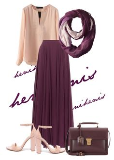 casual #87 by henihenis on Polyvore featuring polyvore fashion style Halston Heritage Steve Madden Yves Saint Laurent Calvin Klein clothing