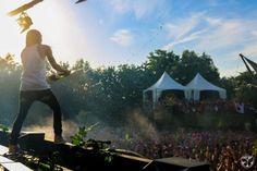 steve akio at #Tomorrowland'2014!