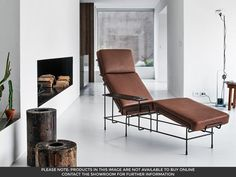 Magis Traffic Chaise Longue by Konstantin Grcic  - Chaplins