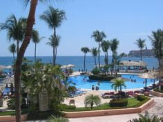 Nancy and Souheil - Huatulco, Mexico with Signature Vacations to the Barcelo Huatulco Beach Resort