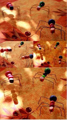 Ameisen Ant Crafts, Diy Crafts Slime, Nature Crafts, Summer Activities For Kids, Summer Kids, Art For Kids, Crafts For Kids, Arts And Crafts, Animal Expo