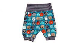 """Shorts  """"Monster"""" Wunschgröße von Hefferli auf DaWanda.com"""