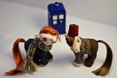My Little Pony Dr Who