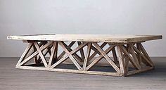 Furniture, Astounding Wooden Coffee Table Features Rustic Pine Combined With Different Shade Lacquers To Make A Relaxing And Cozy Feel: Awesome Rustic Coffee Table Design As a Up To Date furniture Tendencys Ideas