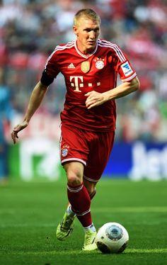 Schweinsteiger Bayern vs Bremen 26.04.14