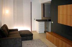#Casas #Contemporaneo #Sala de estar #Sofas #Almacenamiento #Muebles de TV