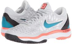 new products bad57 8d025 Nike Zoom Cage 3 HC Women s Tennis Shoes