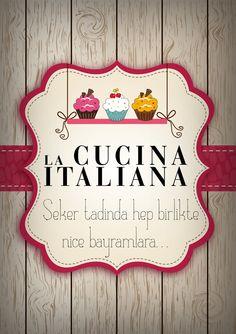 Şeker Tadında Hep Birlikte Nice Bayramlara...  La Cucina Italaina Dergisi