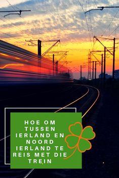 Tot 'n groot mate is Irish Rail maar dieselfde as die Deutsche Bahn en Trenitalia, MAAR, daar is 'n paar onverwagse dinge wat mens kan kniehalter.